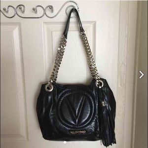 Authentic Valentino Leather Bag