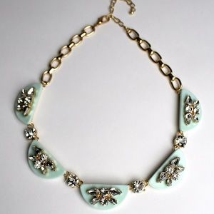 Hadley Rhinestone Statement Necklace