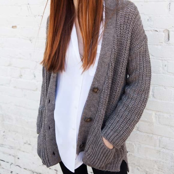 17% off Brandy Melville Sweaters - NWT Brandy Melville Marcela ...