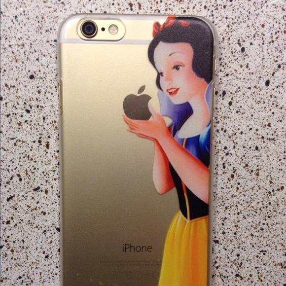 buy popular 78634 04e4c Snow White eats the apple iPhone 6 case! New!