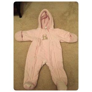 Little Me Outerwear - Little me warm suit
