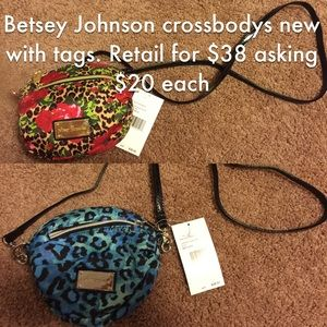 Betsey Johnson crossbody