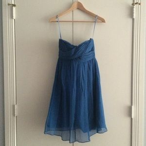 J. Crew Dresses & Skirts - J.Crew blue dress
