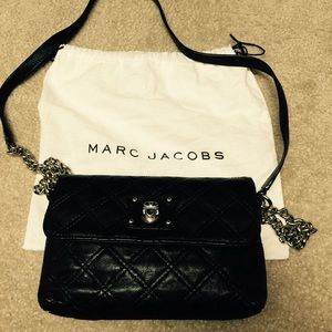 Marc Jacobs Handbags - Marc Jacobs 'The Single' Quilted Crossbody Bag