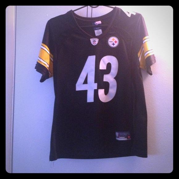 classic fit d5b6d 3c234 Troy Polamalu Steelers Jersey!!!