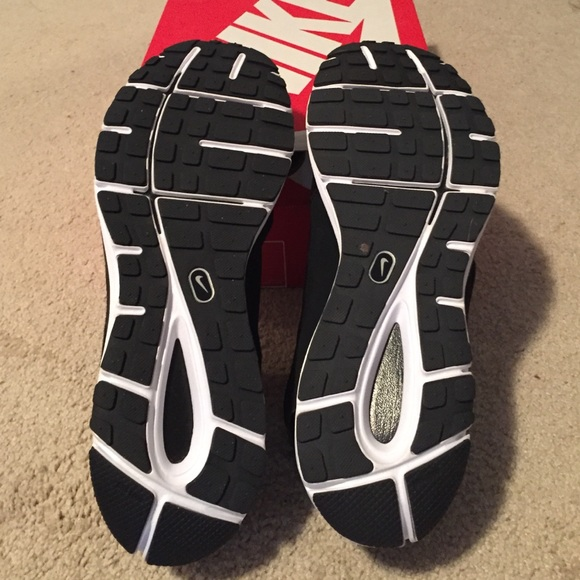 Nike Lunarfly 306 En Blanco Y Negro JU529RAzaS