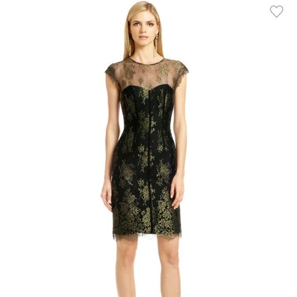 393d89351cf ️Monique Lhuillier dress. M 55d374cf4e8d1748d3004efe