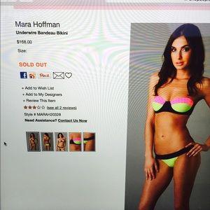 Mara Hoffman bikini extra photos ❌❌not for sale❌❌