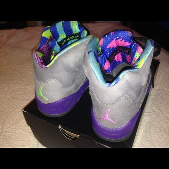 40247f40b2e ... Jordan Shoes - Nike Air Jordan Retro V 5 Bel Air GS 5.5Y like new ...