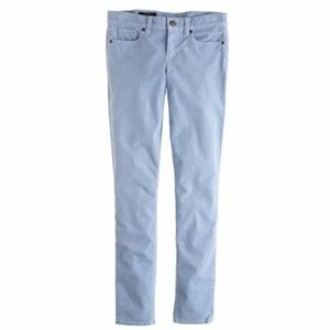 J. Crew Light Blue Cords