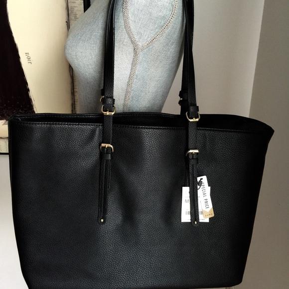7% off Zara Handbags - Zara Black Tote Bag from Lisa's closet on ...