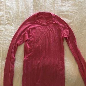 lululemon athletica Tops - Long sleeved lululemon running top