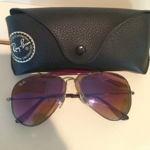 Ray-Ban Accessories - Aviator Raybans Authentic
