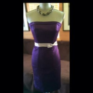 Alfred Angelo Dresses & Skirts - DAVID's BRIDAL bridesmaid dress in eggplant color.