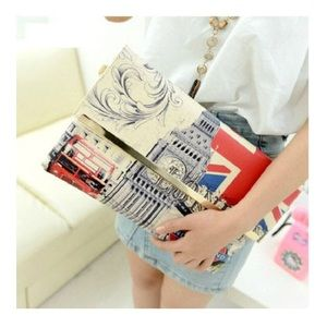 Cute Envelope clutch