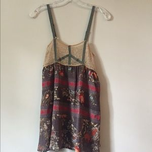 Free People tunic tank