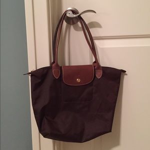 Authentic small longchamp le pliage