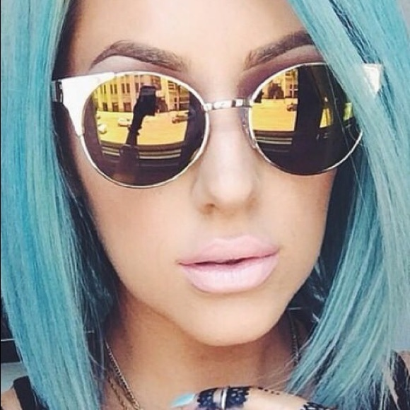 Quay Kosha Mirrored Sunglasses Boutique   Mirrored