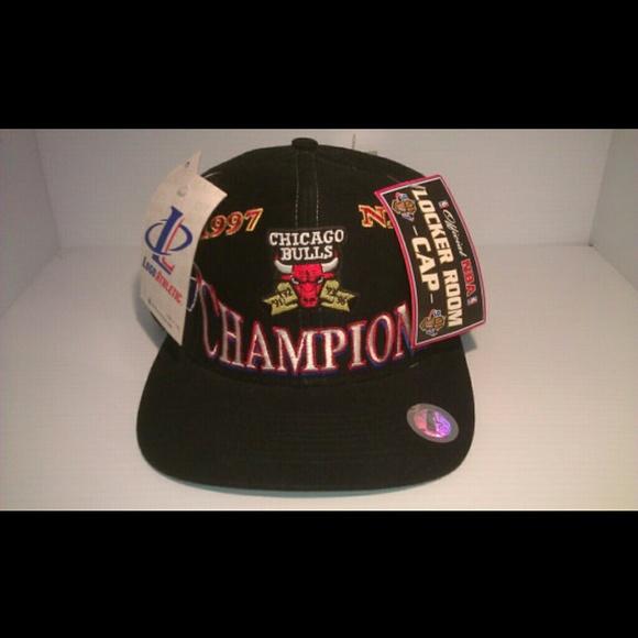 90 s chicago bulls 5 time NBA champions snapback fb415079291