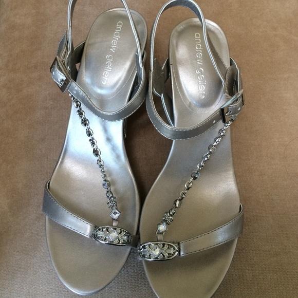 66 Off Andrew Geller Shoes Andrew Geller Wedge Shoes