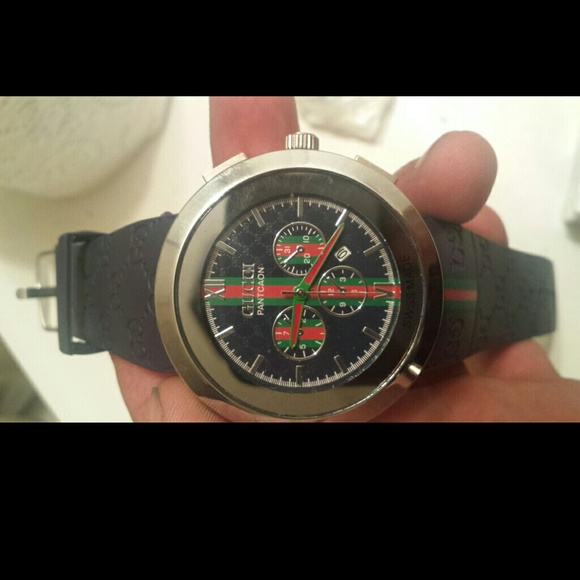 55 Off Gucci Other Gucci Pantcaon Men S Watch From Jd S