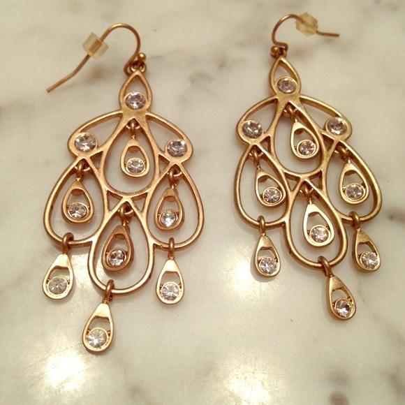 Lia Sophia Jewelry | 9 Pair Chandelier Earrings | Poshmark | lia sophia chandelier