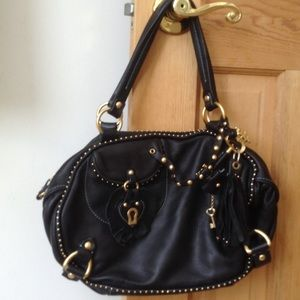 Juicy couture 100% genuine leather
