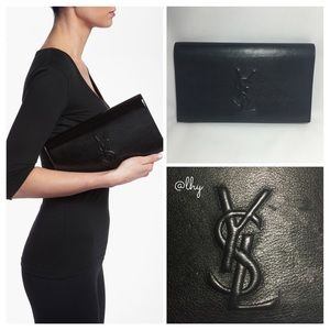 YVES SAINT LAURENT (YSL) BELLE DE JOUR CLUTCH