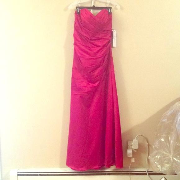 79 off david 39 s bridal dresses skirts david 39 s bridal for Made of honor wedding dress