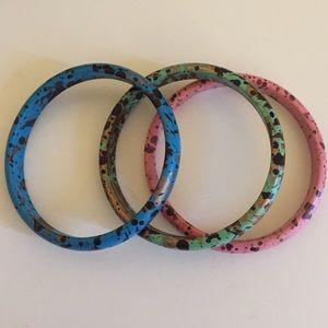 Bangles - set of 3