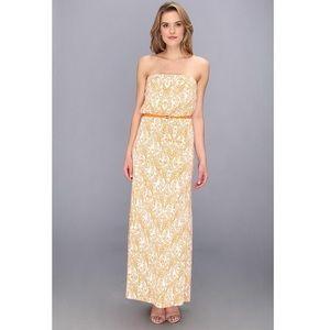 Susana Monaco Dresses & Skirts - Susana Monaco Tina Belted Maxi Dress