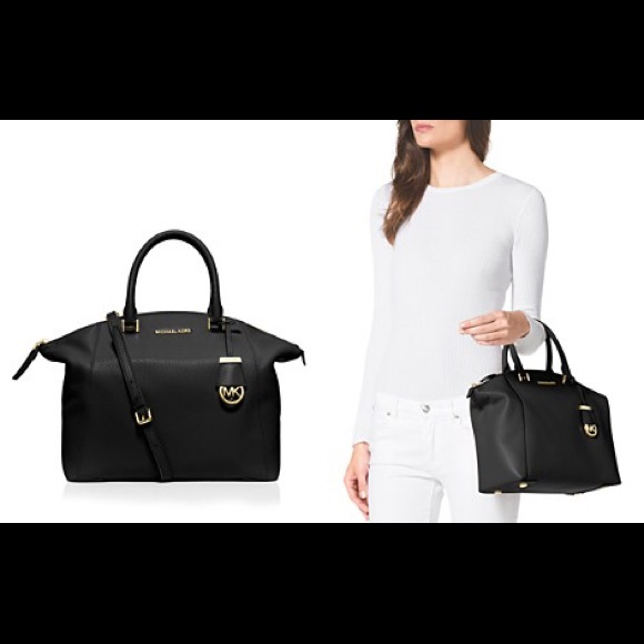 70% off Michael Kors Handbags - Michael Kors Riley large purse ...