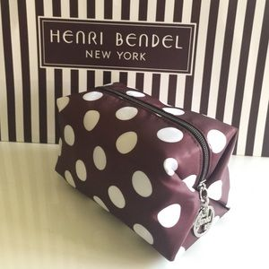 NEW Henri Bendel Dopp Bag