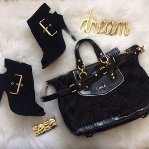 SALE ‼️New black Coach handbag