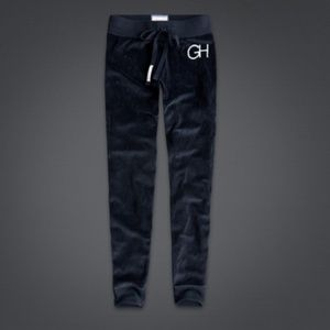 Gilly Hicks Pants - New Gilly Hicks Vintage velour skinny sweatpants