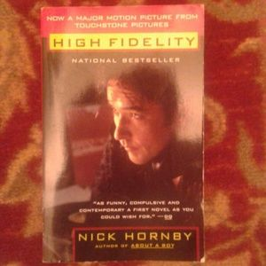 High fidelity book report