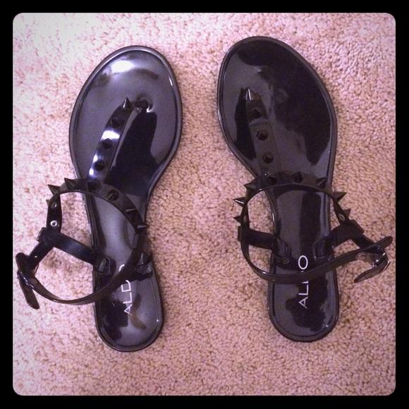121f00bc59f1 ALDO Shoes - ALDO spiked sandals
