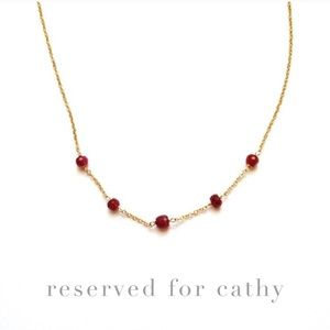 MJXL Jewelry Accessories - reserved listing for cathy