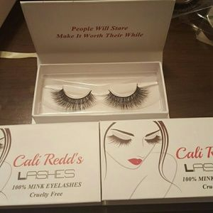 """""""Show Stopper"""" & """"flawless"""" Mink Fur Lashes"""