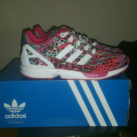 low priced 56f11 09879 ADIDAS ZX Flux NWT