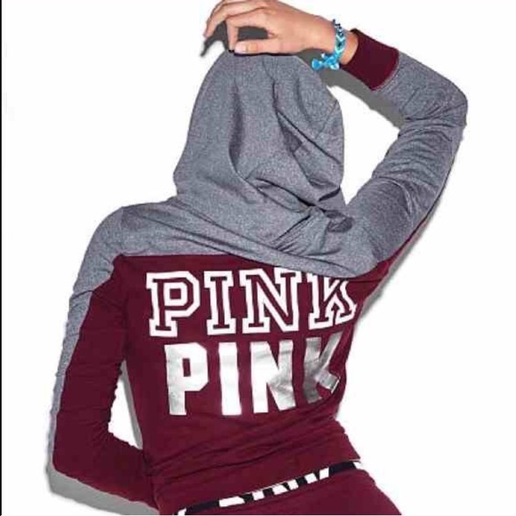 17% off PINK Victoria's Secret Outerwear - PINK New Perfect Funnel ...