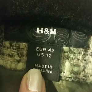 H&M Jackets & Coats - Inspired Tweed Skirt Suit