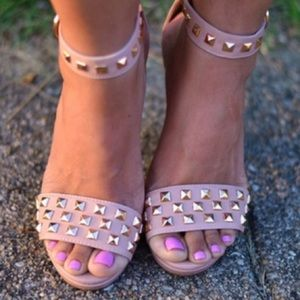 H&M Shoes - H&M Studded Heels