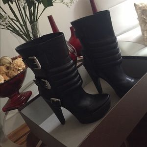 Boots - Boots size 5 1/2