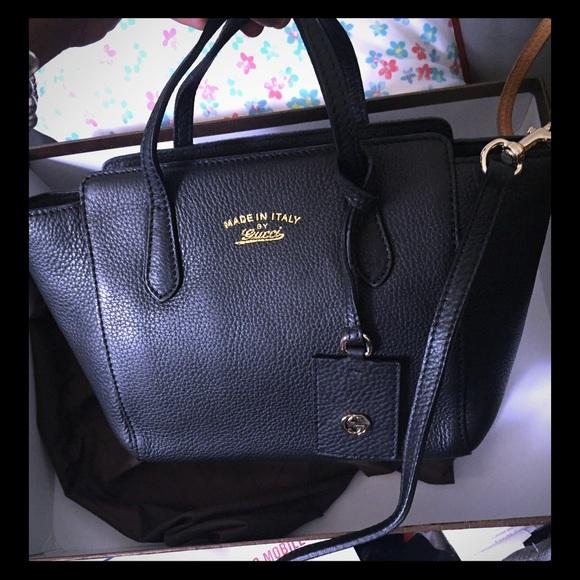 69ca2f2d422a79 Gucci Bags | Mini Swing Tote | Poshmark