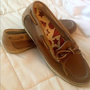 Brand new Sperry Top-Siders, size 8.5