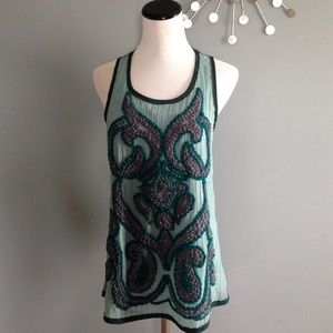 Anthropologie Dolan tank