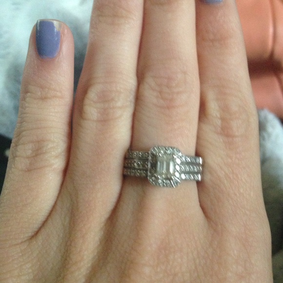 57 jewelry wedding ring and engagement ring