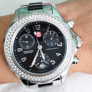 Michele Accessories - Michele Tahitian Watch