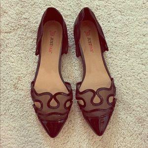 Shoes - Classic Black Flats